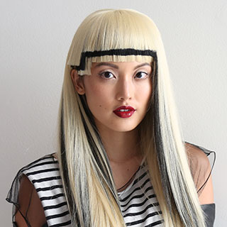 blond bumble hairstyle