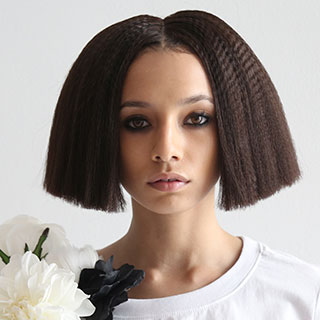 wedding wig hairstyle